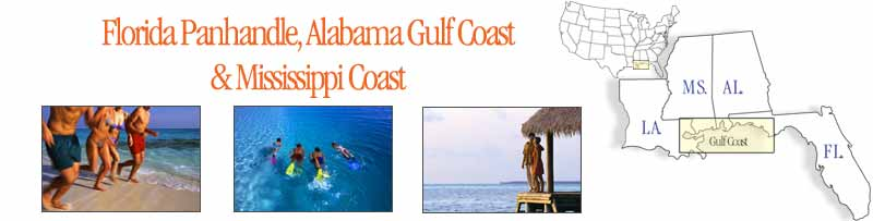 Emerald Coast Florida Map.Alabama Florida Map Florida Panhandle Map Real Estate Links For